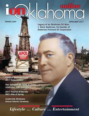 April-May 2017 ion Oklahoma Online Magazine