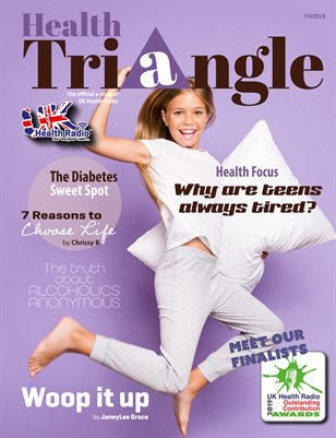 Health Triangle Magazine Issue 74
