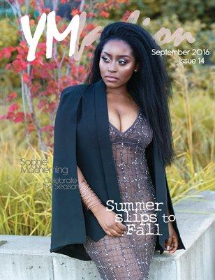 Summer Slips to Fall September 2016 Issue 14