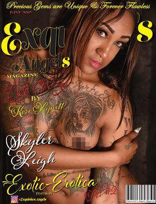 Erotic Erotica Edition Part 2 - Skyler Leigh