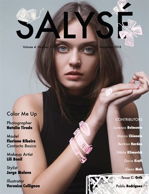SALYSÉ Magazine | Vol 4 : No 115 | December 2018