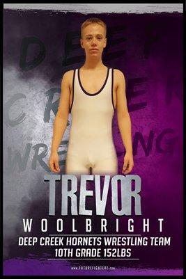 Trevor Woolbright DC #2 Poster