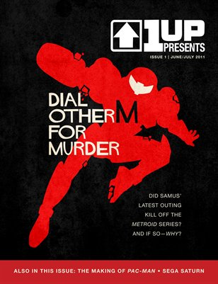 Issue 1: June/July 2011 | Dial Other M for Murder