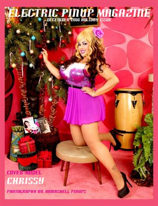 Electric Pinup Magazine December 2015 Holiday Issue