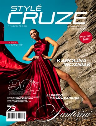 OCTOBER 2020 Issue (Vol: 73) | STYLÉCRUZE Magazine