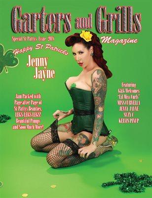 Jenny Jaynes Smokin Hot St Pattys Day