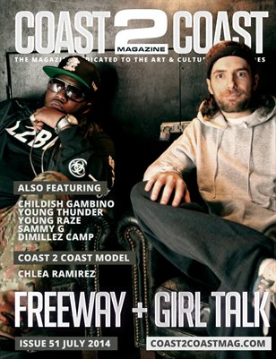 Coast 2 Coast Magazine Issue #51