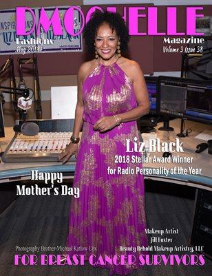 DMochelle Fashions Magazine May 2018