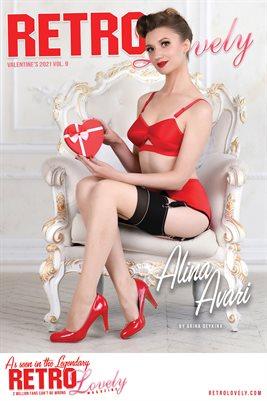 Alina Avari Cover Poster