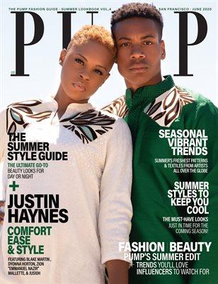 PUMP Magazine | The Summer Lookbook Vol.4 | June 2020