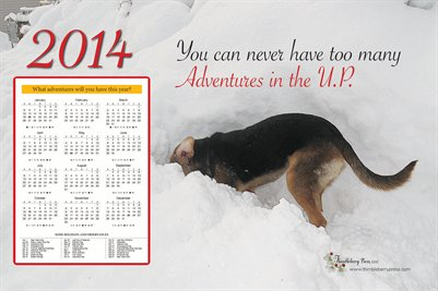 Wall Calendar, version 2