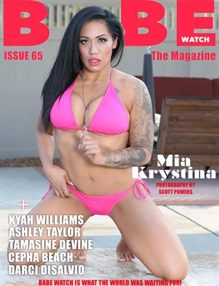 BABE WATCH ISSUE 65 FT. MIA