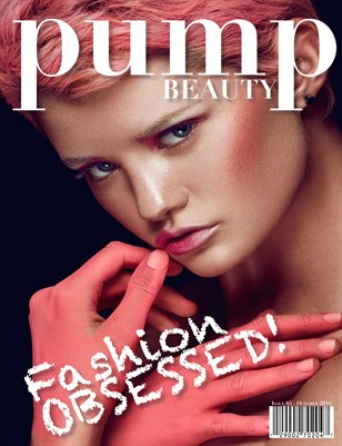 PUMP Magazine - Breast Cancer Awareness Edition Issue 85