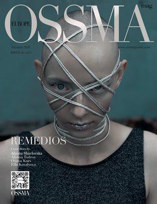 OSSMA Magazine EUROPE ISSUE15, vol1