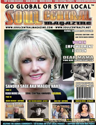 Soul Central Magazine - Double Special Edition 98 #SandraSage #WE