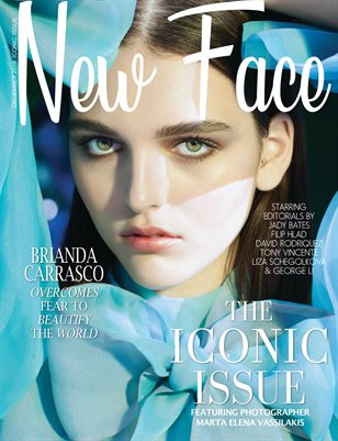 New Face Fashion Magazine - Issue 36, December '19
