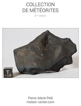 Collection de météorites - 3e édition