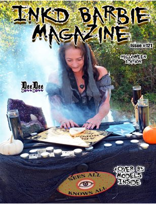 Inkd Barbie Magazine Issue #121 - DeeDee