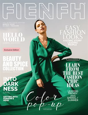 14 Fienfh Magazine March Issue 2021