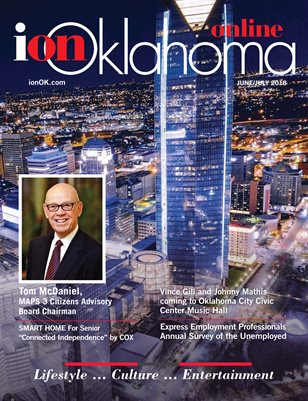 ion Oklahoma Magazine- June/July 2018