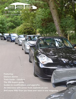 The 996 Owners Club Magazine Issue 1