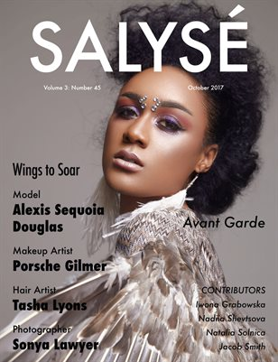 SALYSÉ Magazine | Vol 3:No 45 | October 2017 |