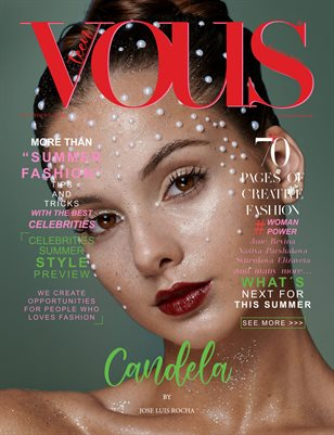 VOUS Magazine | The July Teen Edition | Vol.7 | 2021