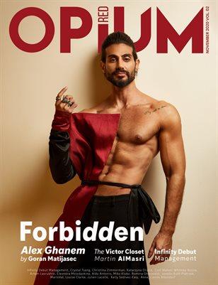 Opium Red 11 November 2020 VOL 2