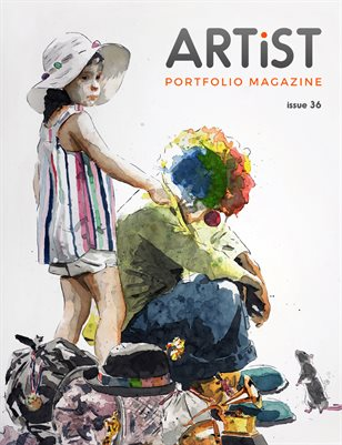 Artist Portfolio Magazine Issue 36