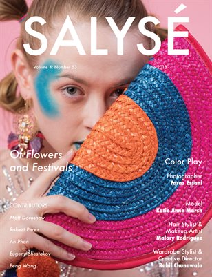 SALYSÉ Magazine | Vol 4 : No 53 | June 2018