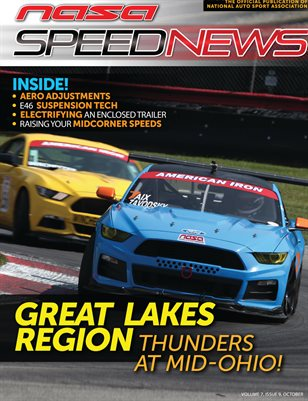 NASA Speed News October 2017