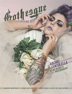 June 2016 Vol. 3 | Left at the Altar | 3rd Anniversary Issue!
