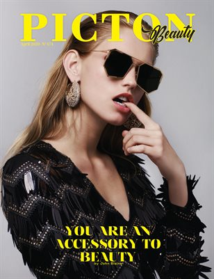 Picton Magazine APRIL 2020 N474 Beauty Cover 2