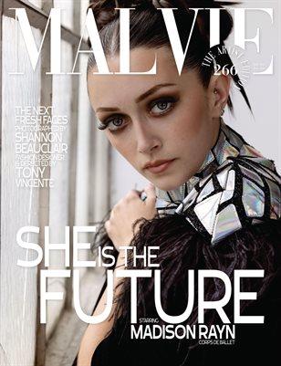 MALVIE Magazine The Artist Edition Vol 266 July 2021