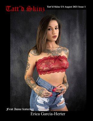 Tatt'd Skinz US August 2021 Issue 1