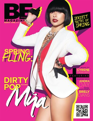 BE Magazine Presents the #SpringFling Issue