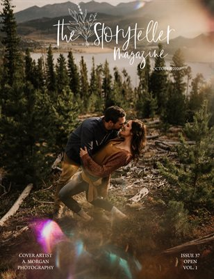 The Storyteller Magazine Issue #37 Open Vol. 1