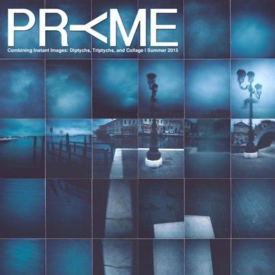 PRYME Magazine Issue 5: Collage