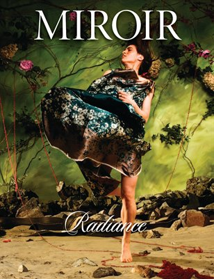 MIROIR MAGAZINE • Radiance • Damián Siqueiros