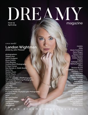 DREAMY Magazine | Issue 19