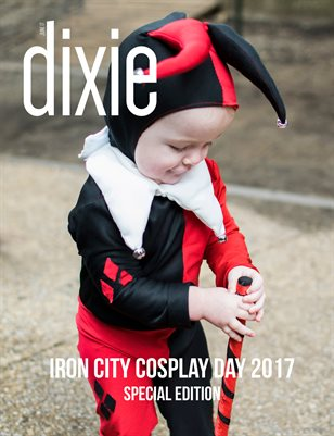 Dixie Magazine - Iron City Cosplay Day 2017