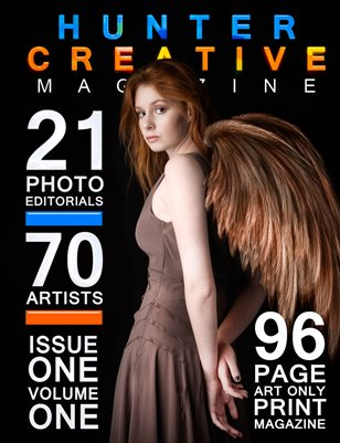 Hunter Creative Magazine - Issue One: Volume One