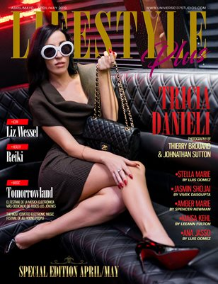 LIFESTYLE MAGAZINE SPECIAL EDITION APRIL - MAY 2019