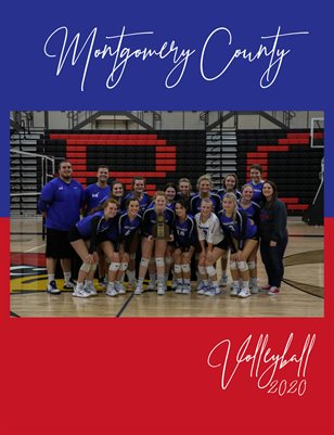 Montgomery County Volleyball 2020