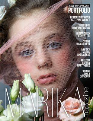 MARIKA MAGAZINE PORTFOLIO (ISSUE 816- APRIL)