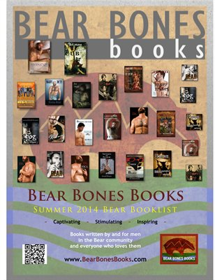 Bear Bones Books 2014 Catalogue