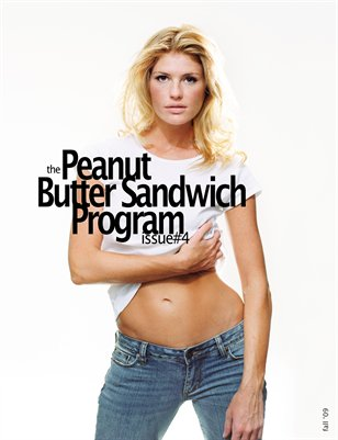 the Peanut Butter Sandwich Program #4