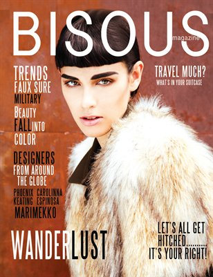 Bisous Magazine Fall 2013