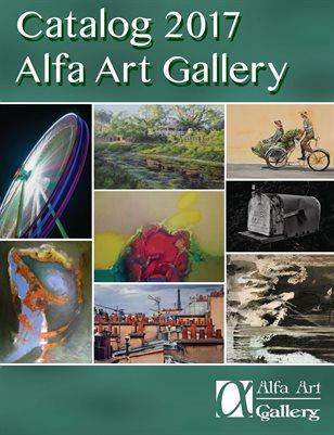 Alfa Art Gallery Catalog 2017