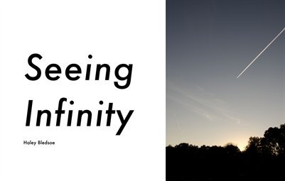 Seeing Infinity